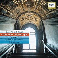 Otto Buchner, Franz Berger, Hans Melzer, Karl Richter, Bamberger Symphoniker – Handel: Concerti grossi, Op.6 Nos. 10-12