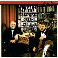Heinrich Schiff, Ton Koopman, Jaap Ter Linden – Vivaldi & Geminiani: Cello Sonatas
