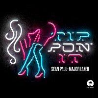 Sean Paul, Major Lazer – Tip Pon It