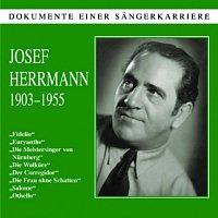 Josef Herrmann – Dokumente einer Sangerkarriere - Josef Herrmann