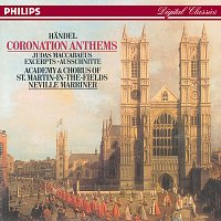 Joan Rodgers, Catherine Denly, Anthony Rolfe Johnson, Robert Dean, Alastair Ross – Handel: Coronation Anthems