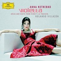 Anna Netrebko, Rolando Villazón, Wiener Philharmoniker – VIOLETTA - Arias and Duets from Verdi's La Traviata (