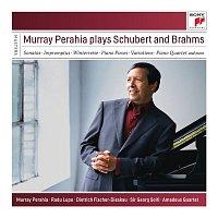 Murray Perahia – Murray Perahia Plays Brahms and Schubert