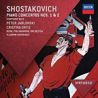 Peter Jablonski, Cristina Ortiz, Royal Philharmonic Orchestra, Vladimír Ashkenazy – Shostakovich: Piano Concertos Nos.1 & 2; Symphony No.9