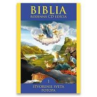 Rudolf Pepucha, Vladimír Jedľovský, Anton Vaculík, František Kovár – Biblia 1 / Bible 1