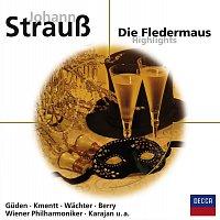 Wiener Philharmoniker, Wiener Staatsopernchor, Herbert von Karajan – Die Fledermaus - Highlights