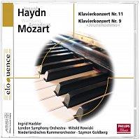 Ingrid Haebler, London Symphony Orchestra, Szymon Goldberg, Witold Rowicki – Mozart-/Haydn-Klavierkonzerte [Eloquence]