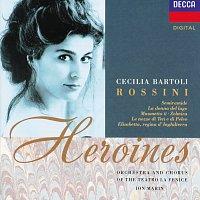 Cecilia Bartoli, Chorus Del Gran Teatro La Fenice, Ion Marin – Rossini Heroines – CD