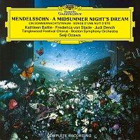 Kathleen Battle, Frederica von Stade, Judi Dench, Boston Symphony Orchestra – Mendelssohn: A Midsummer Night's Dream