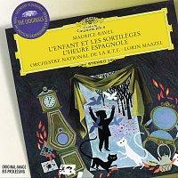 R.T.F. National Orchestre, Berliner Philharmoniker, Lorin Maazel – Ravel: L'Enfant Et Les Sortileges; L'Heure Espagnole