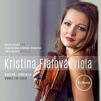 Přední strana obalu CD Martinů & Hindemith: Works for Viola