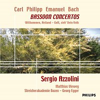 Sergio Azzolini – Concerti per fagotto