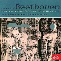 Alexander Plocek, Josef Páleníček – Beethoven: Sonáty pro housle a klavír č. 10 A dur, č. 2 A dur, č. 7 c moll