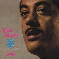 Přední strana obalu CD Lucio Alves Sua Voz Intima, Sua Bossa Nova, Interpretando Samba Em 3-D
