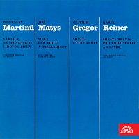 Martinů, Matys, Gregor, Reiner: Komorní skladby