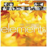 Přední strana obalu CD Elements - Zhong Ci Xi Qu