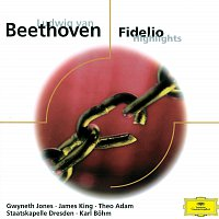 Eberhard Buchner, Franz Crass, Edith Mathis, Gwyneth Jones, Peter Schreier – Beethoven: Fidelio (Highlights)