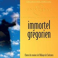 Choeur des moines de l'Abbaye de Solesmes – Immortel grégorien