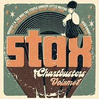 Přední strana obalu CD Stax Volt Chartbusters Vol 1