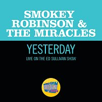 Smokey Robinson & The Miracles – Yesterday [Live On The Ed Sullivan Show, March 31, 1968]