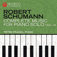 Přední strana obalu CD Schumann: Complete Music for Piano Solo, Vol. 10