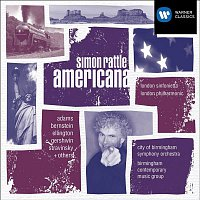 London Sinfonietta, Sir Simon Rattle – Americana