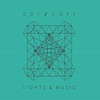 Přední strana obalu CD Lights & Music