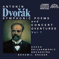 Česká filharmonie/Bohumil Gregor – Dvořák: Symfonické básně a předehry