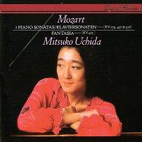 Mitsuko Uchida – Mozart: Piano Sonatas Nos. 1, 14 & 18; Fantasia In C Minor