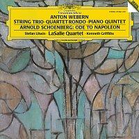 Stefan Litwin, LaSalle Quartet, Kenneth Griffiths – Schoenberg: Ode to Napoleon; Webern: String Trio