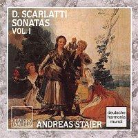 Andreas Staier – Scarlatti Sonaten Vol.1