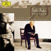 Dietrich Fischer-Dieskau, Jorg Demus, Daniel Barenboim – Liszt: Lieder