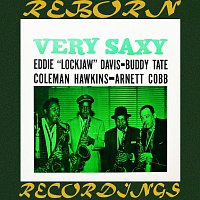 "Eddie ""Lockjaw"" Davis, Buddy Tate, Coleman Hawkins, Arnett Cobb – Very Saxy! (HD Remastered)"