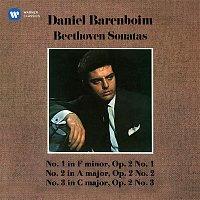 Daniel Barenboim – Beethoven: Piano Sonatas Nos. 1, 2 & 3, Op. 2