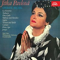 Jitka Pavlová, Filharmonie Brno – Jitka Pavlová - operní recital