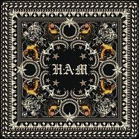 Přední strana obalu CD H•A•M [Edited Version]