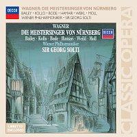Norman Bailey, Bernd Weikl, René Kollo, Hannelore Bode, Wiener Philharmoniker – Wagner: Die Meistersinger Von Nurnberg