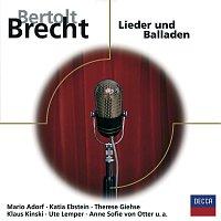 Různí interpreti – Brecht: Lieder und Balladen