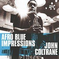 Přední strana obalu CD Afro Blue Impressions [Remastered & Expanded]