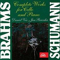 Přední strana obalu CD Brahms, Schumann: Skladby pro violoncello a klavír