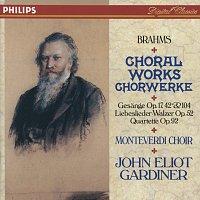 The Monteverdi Choir, John Eliot Gardiner – Brahms: Choral Works