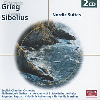 English Chamber Orchestra, Raymond Leppard, Academy of St. Martin in the Fields – Grieg/Sibelius: Nordic Suites