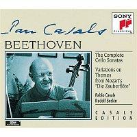 Pablo Casals, Rudolf Serkin, Ludwig van Beethoven – Beethoven: Complete Cello Sonatas;  Variations on Zauberflote Themes