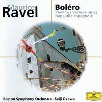 Boston Symphony Orchestra, Seiji Ozawa – Ravel: Alborada del Gracioso; La Valse; Rhapsodie Espagnole etc.