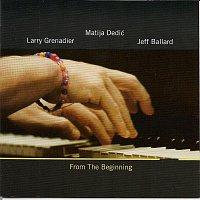 Matija Dedić, Jeff Ballard, Larry Grenadier – From The Beginning