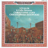 Christophe Coin, Christopher Hogwood – Vivaldi: 6 Cello Sonatas, Op.14