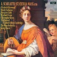 George Guest, Elizabeth Harwood, Wendy Eathorne, Margaret Cable, Wynford Evans – A.Scarlatti: St. Cecilia Mass