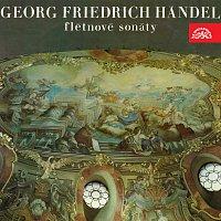 Georg Friedrich Händel, Jiří Válek – Händel: Flétnové sonáty