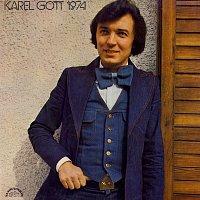 Přední strana obalu CD Karel Gott 1974