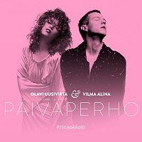 Přední strana obalu CD Paivaperho [Rinnakkain 2016]
